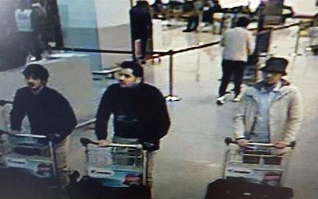 Ultrascan HUMINT- The Airport - Crime Meets Ideology