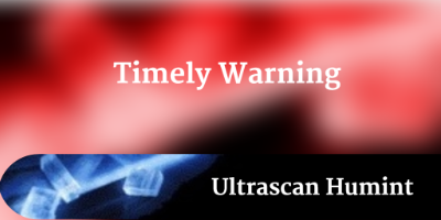 Timely warning alert terrorism attack